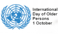 International Day of Older Persons 1 October
